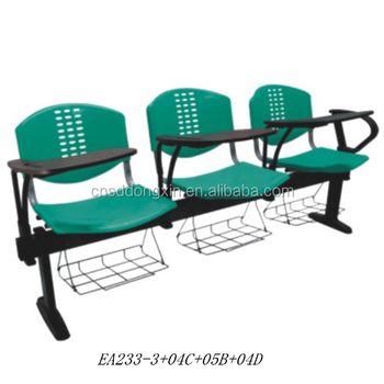 Brilliant Ea233 3 04C 05B 04D Modern Waiting Room Chairs Used Plastic Chair With Writing Pad Buy Waiting Chair Plastic Chair Public Waiting Chair Product On Bralicious Painted Fabric Chair Ideas Braliciousco