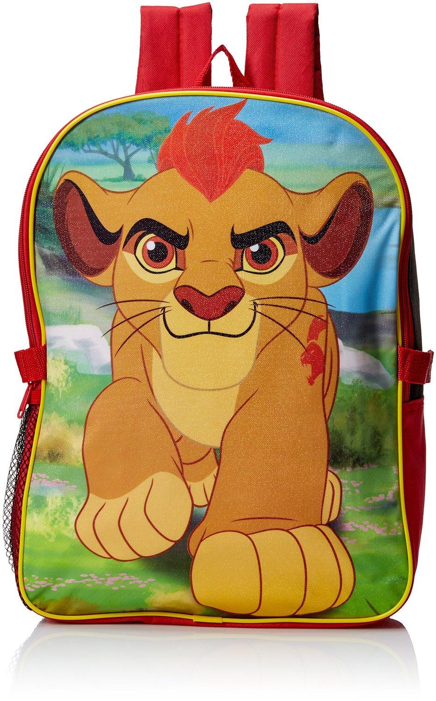 b1bae792964 Disney Lion King Guard 16 Inch Kids Large Backpack   Lunch Bag Set - Combo  25.0. Disney Little Boys Lion Guard Backpack with Lunch Bag