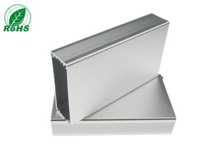 Aluminium alloy housing
