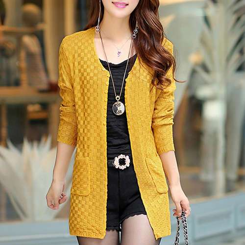 Hot Sale 2014 New Winter Women Sweater Jumper Casual Solid ...