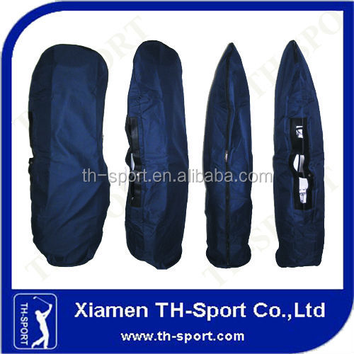full packed waterproof small golf travel bag