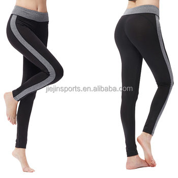 Hot Sexy Yoga Ladies Yoga Pants/capris Ladies Gym Clothes - Buy ...