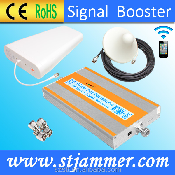 3G Intelligence Repeater ,wcdma 2100mhz cell phone signal boosters