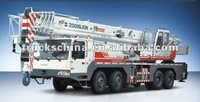 Zoomlion 5-section telescopic boom 50 ton truck crane