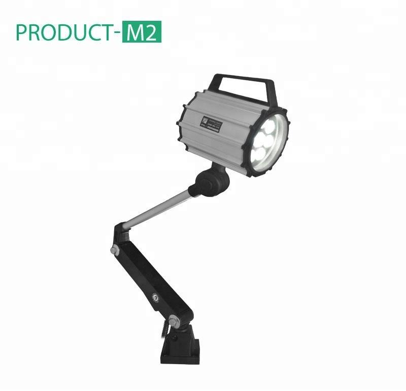Ip65 Led Machine Light Cnc Work Lamp With Flexible Arm 24v 220v For