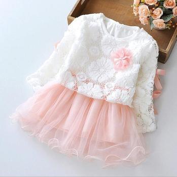 Zm42355a Produsen Gadis Gaun Anak Gaun Pesta Bayi Perempuan Forcks