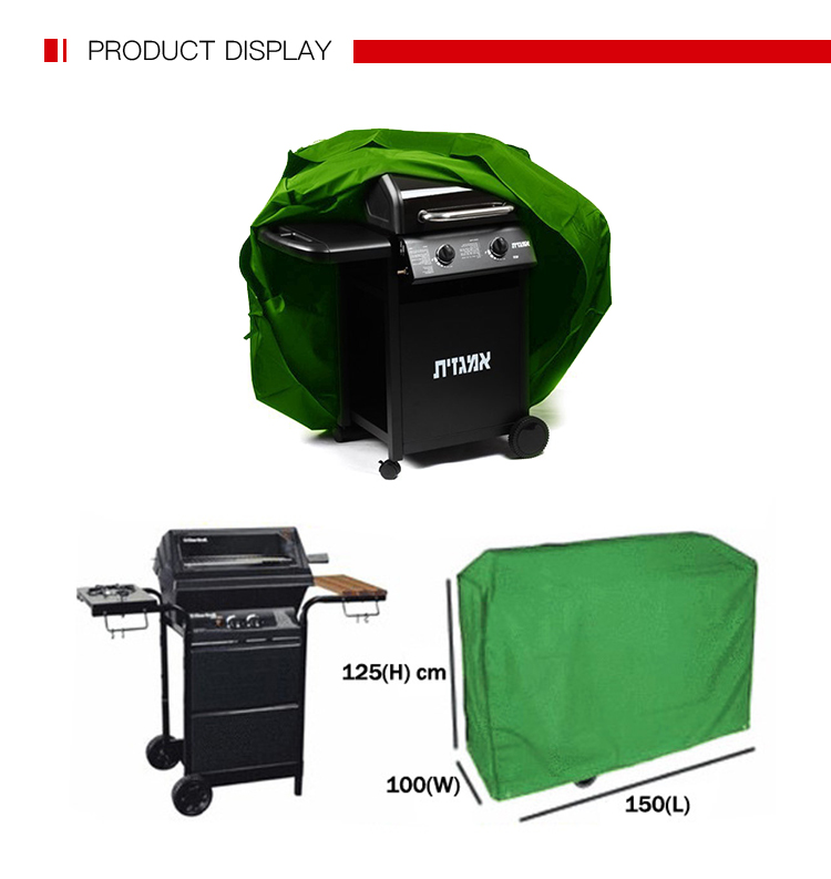 Gas Grill Cover Heavy Duty Waterproof BBQ Cover