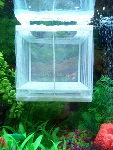 Aquarium Fish Tank fish hatchery fish Breeding Breeder Baby Fry Newborn Net Trap Box Hatchery