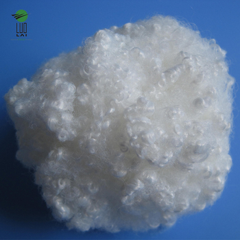 7dx64mm virgin hollow conjugated siliconized polyester fiber for filing bedding