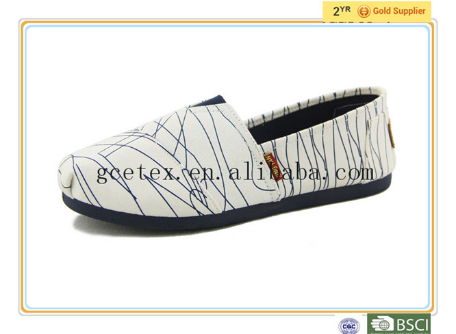 Wholesale china taiwan made ladies fancy flat shoes