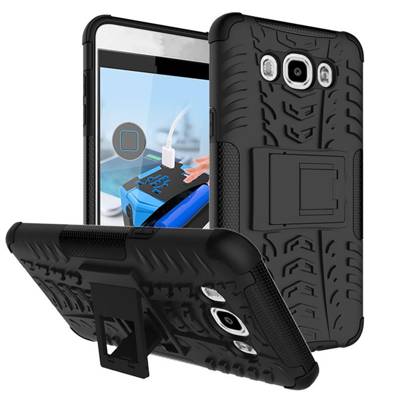 dfacefa37f0 Fundas Online Caso Del Teléfono 2in1 Dual Layer Kickstand Heavy Duty ...