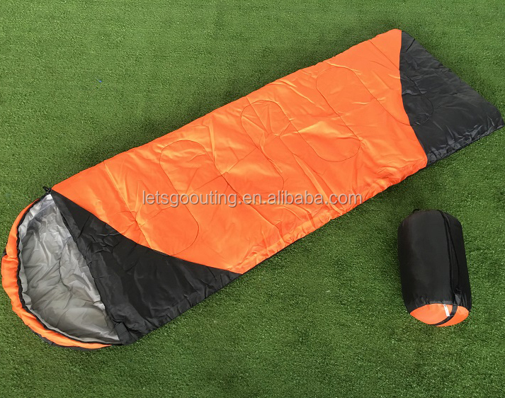 Waterproof Lightweight Military camping hiking mummy sleeping bag
