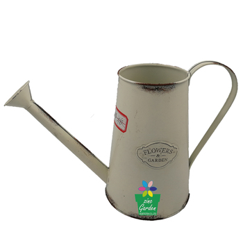 european style garden water pitcher custom metal watering can for home decor - Garden Watering Can