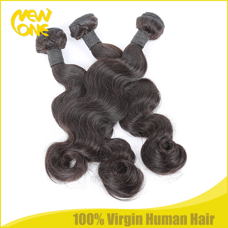 Hot sale virgin remy 100% Indian human hair