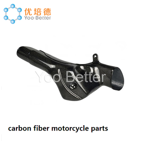 custom carbon fiber parts for motorcycle