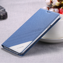 Floveme Original Brand Case Top Quality Leather Flip Full Cover for Samsung Galaxy Note 5 V Magnetic Protective Phone Bags note5