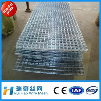 In Stock Galvanized Welded Mesh Welded Wire Mesh Panel