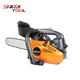 Cheap 52cc 60 inch petrol chainsaw bar 5200 petrol chain price in india for wood cutting