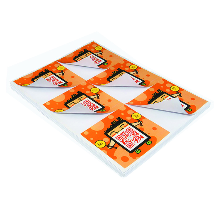 Half Sheet Adhesive Shipping Labels A4 Paper Sheet Stickers For  Usps,Dhl,Ups,Amazon,Fba - Buy Stickers For Usps Dhl Ups Amazon Fba,A4 Paper  Sheet