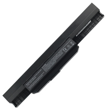 Cheap 6 Cells rechargeable li-ion laptop battery replacement for Asus K53