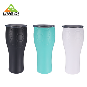 Promotional wholesale custom stainless steel auto tumbler