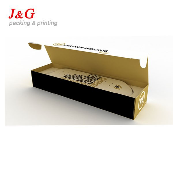 cardboard skateboard packaging box