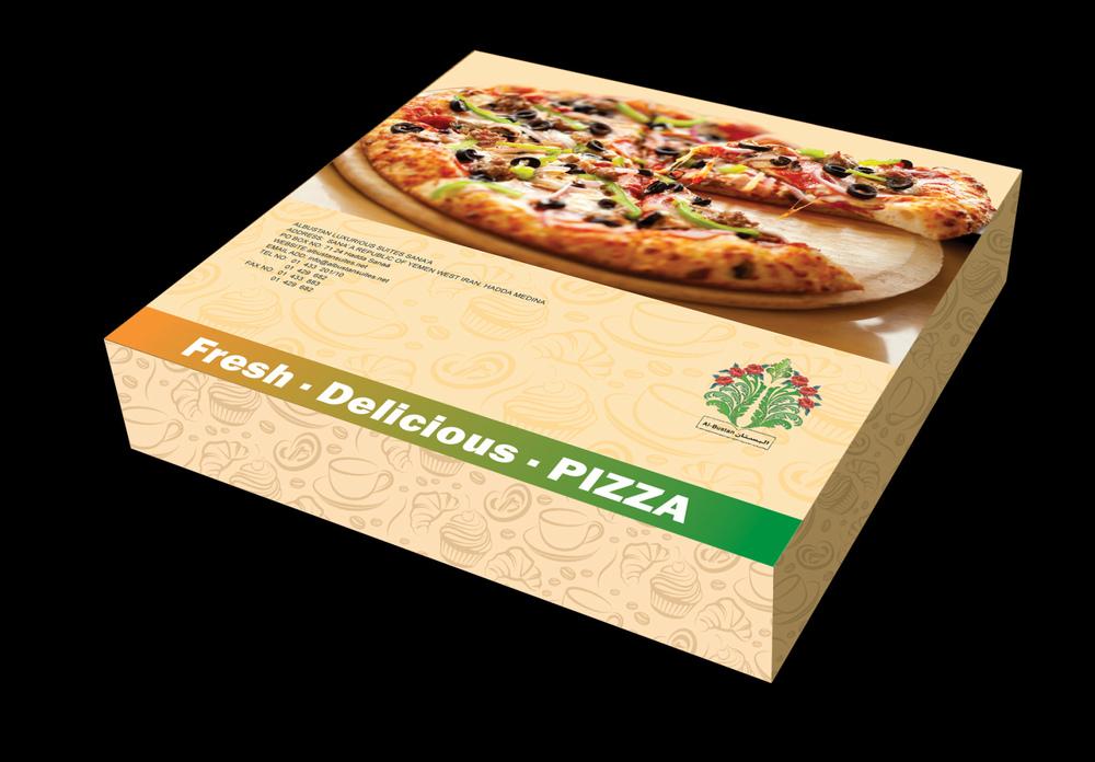 Nice Paper Box For Pizza / Elegant Paper Pizza Box Design / High ...