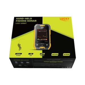 LUCKY HORNET touch 218tpa best gift cable fish finder