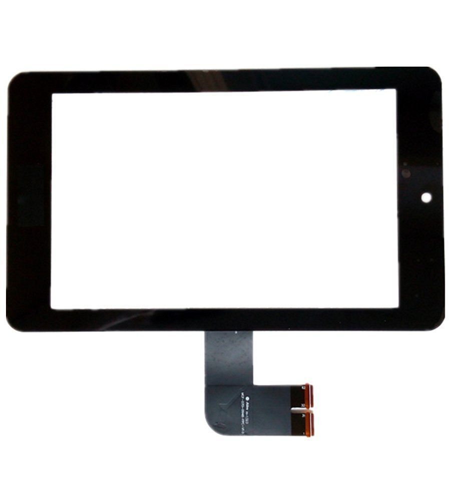 """amazing-zone® 7"""" Inch Asus Memo Pad Me173 Me173x LCD Display or Touch Screen Digitizer Replacement Part (Outer Touch Digitizer with Asus Logo)"""