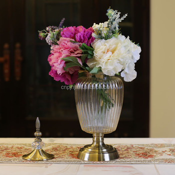 Factory Direct Sale All Kinds Of Mother Of Pearl Flower Vase Fast