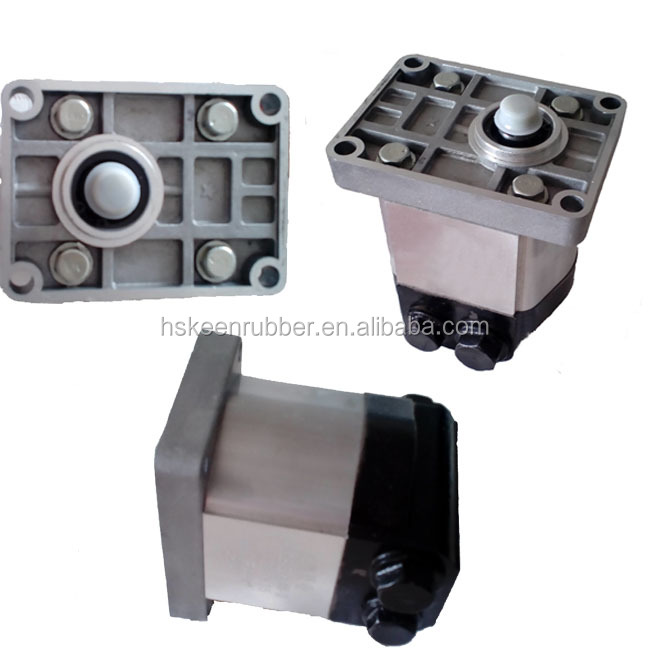 Host matching tractor gear pump CBN-T312 left side of the health after the oil hydraulic gear pump