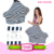 Infinity New arrival safety cotton portable folding shopping cart cover baby