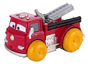 Disney/Pixar Cars, Hydro Wheels, Deluxe Red Bath Vehicle