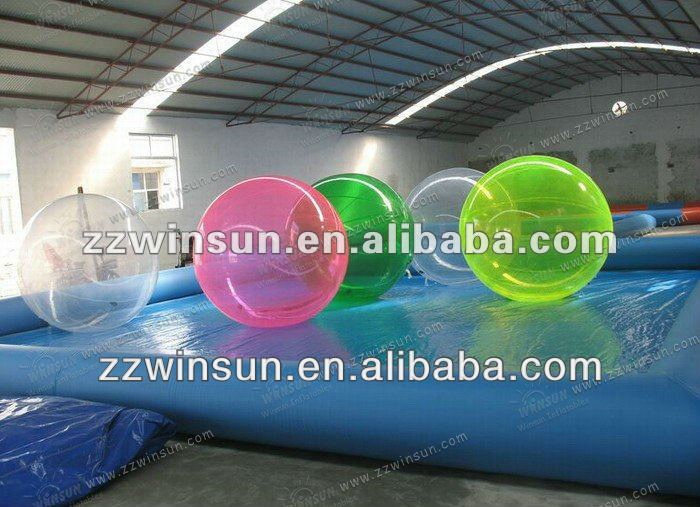 inflatable rolling hill ball, inflatable zorb bals for sale
