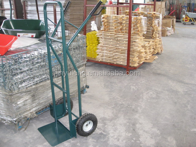 6 wheels can climb stair hand trolley