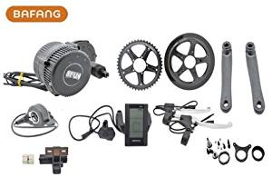 Bafang BBS02 8FUN 750 watt mid drive electric bicycle motor kit