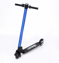 250 watt stand up 5 inch light weight small electric Scooter with pedals