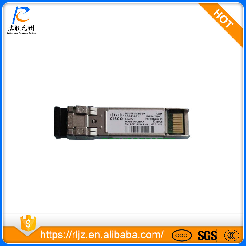Original New Cisco MDS 9200 Series module DS-SFP-FC8G-SW=