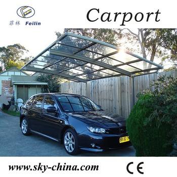 CE certification polycarbonate driveway gate canopy carports, View ...