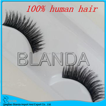 most dramatic 100% Human Hair lashes #301