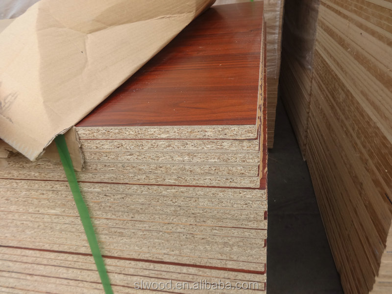White Laminated Particle Board ~ Cut sizes white melamine laminated particle board for