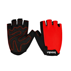 Red Sports Gloves For Bike Riding Gloves Motorcycle Low MOQ Wholesale Breathable Motorcycle Riding Gloves Summer