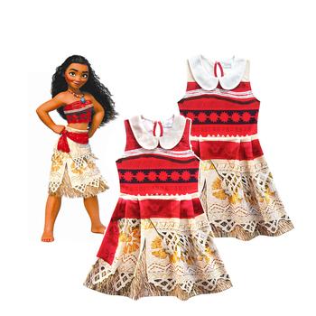 Las vestido Halloween Niña Disfraces De Partido Cosplay Del Navidad Moana Vestido Chicas Buy Niñas moana Moana WEHD29YI