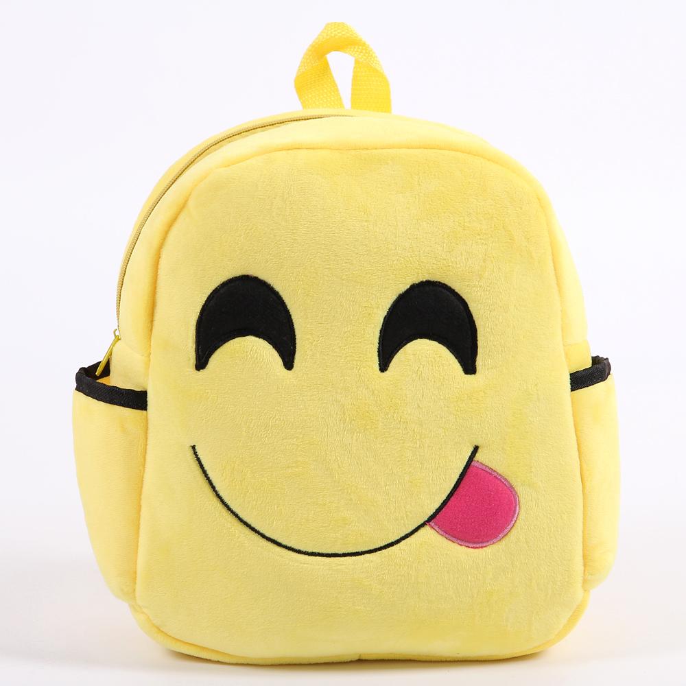 06300749e921 China Wholesale Emoji Backpack