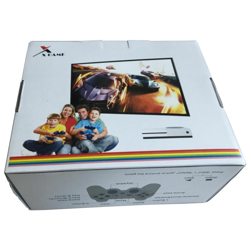 X GAME Retro Gaming Console - 600 GAMES HD X-BOX ONE S DESIGN фото