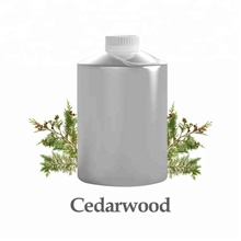 Private Label 100% Pure Natural Cedar Wood Essential Oil Customized Bottle