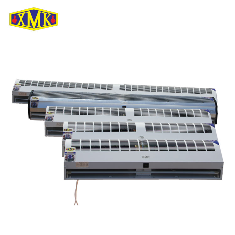 Commercial Industrial Cheap Price Door Small Electric 180 cm Wall mounted FM1215Q Metal Type Cross Flow Air Curtain for doors