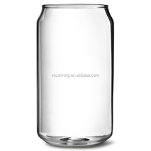 Beer Can Glass 14oz / 400ml
