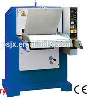 Automatic Machine For Embossing Leather