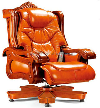 Top Quality Vintage Furniture President Executive Office Chair With Mage Function Foha 01